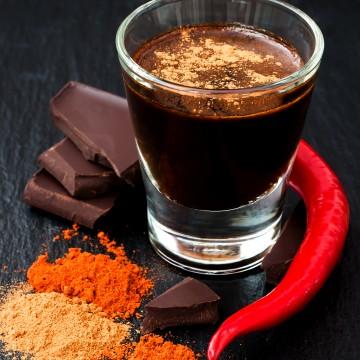 Horúca mexická čokoláda