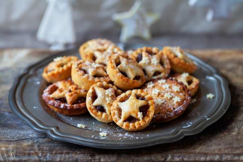 Tradičné koláčiky s ovocnou náplňou
