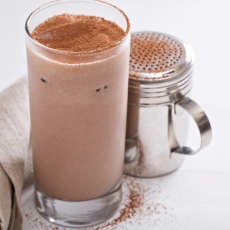 Proteínový ľadový smoothie