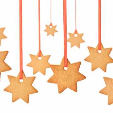 Pomarančové hviezdičky