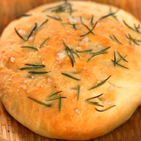 Focaccia taliansky chlieb